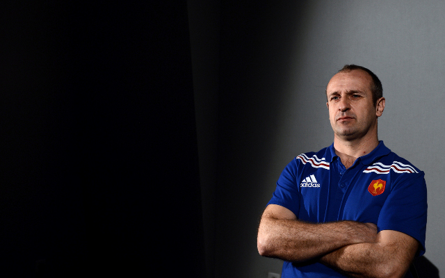 France coach Philippe Saint-Andre desperate for win against Ireland