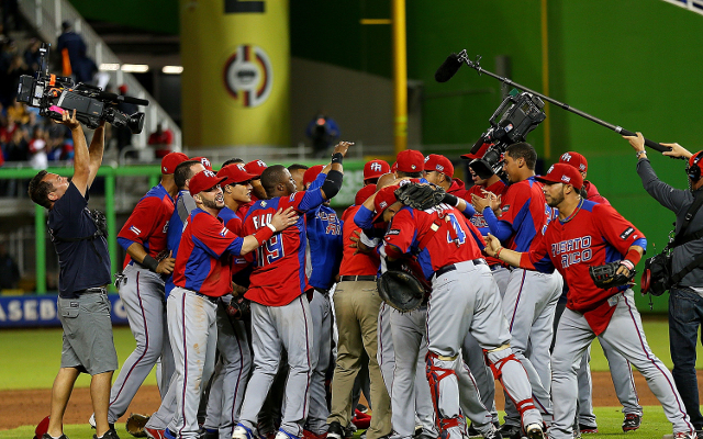 (Video) Puerto Rico 4-3 USA: World Baseball Classic highlights