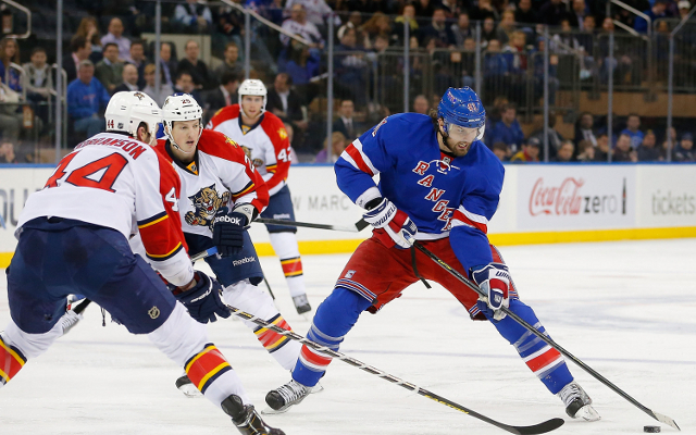 (Video) New York Rangers star Rick Nash set for NHL disciplinary action