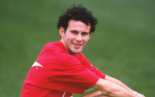 Ryan Giggs young Manchester United