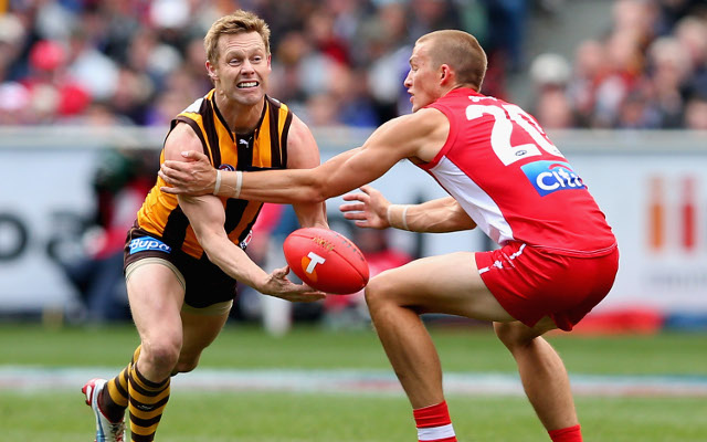 Sam Mitchell signs new deal with Hawthorn Hawks ahead of first round of AFL