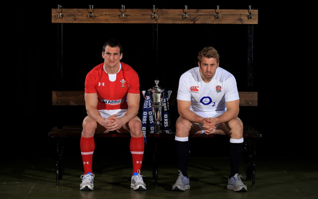 England v Wales: Six Nations Rugby Championship – live TV streaming, game preview