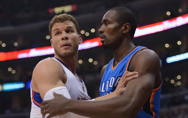 (Video) Taiwanese news give their take on the Serge Ibaka punch on Blake Griffin in the NBA