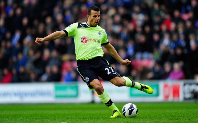 Fabio Capello thought I was a midfielder, reveals Newcastle centre-back Taylor