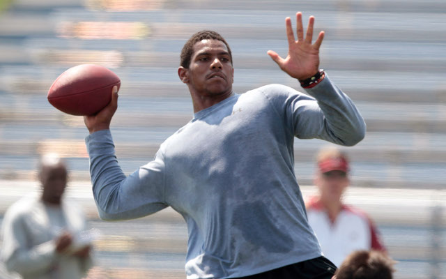 Terrelle Pryor believes he is ready to be Oakland Raiders number one Quarterback