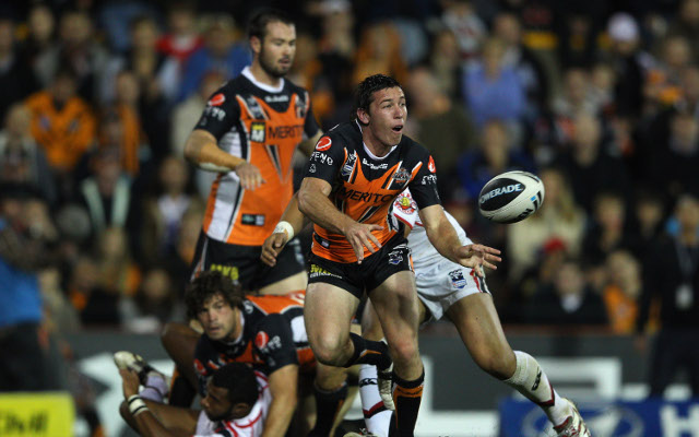 Tom Humble takes over Penrith Panthers' playmaker duties