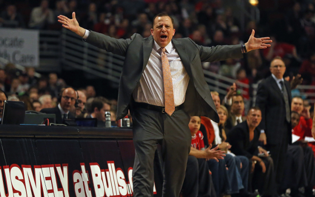 NBA rumors: Tom Thibodeau 'hurt' by Chicago Bulls statement