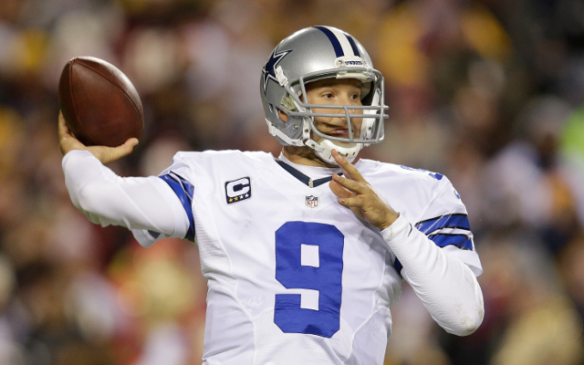 Tony Romo signs $108m contract with Dallas Cowboys