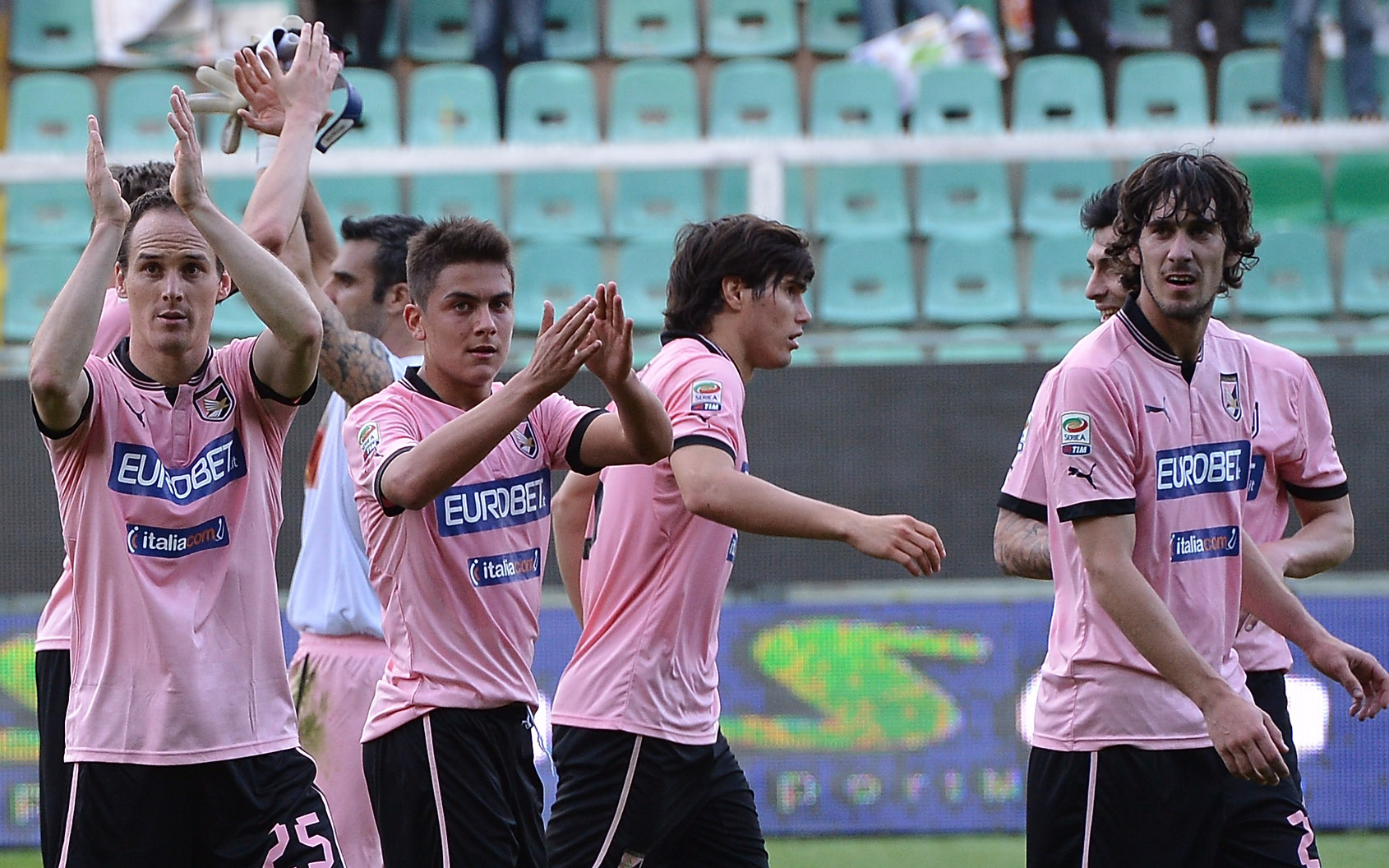 (Video) Catania 1-1 Palermo: Serie A highlights