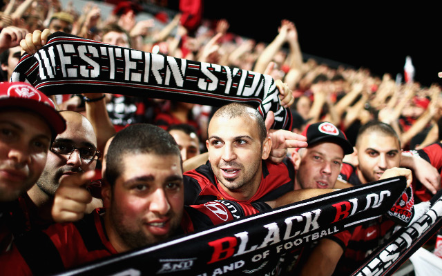 Manchester City plotting shock $15m buy-out of Western Sydney Wanderers