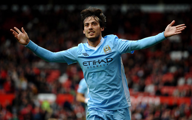 Manchester City playmaker David Silva unlikely to face Chelsea