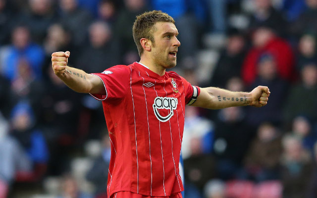 Reading deny making approach for Southampton striker Rickie Lambert