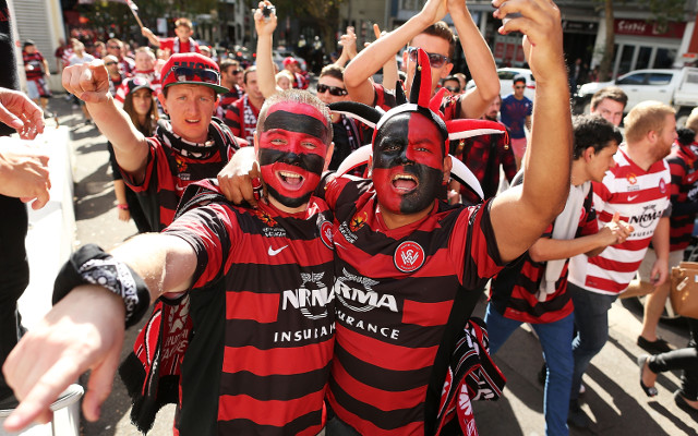 Western Sydney Wanders to tour Asia