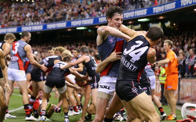 AFL fight