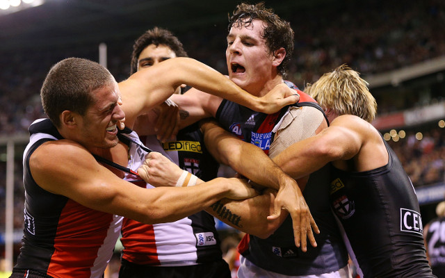 Melee keeps AFL match review panel busy with eight players cited