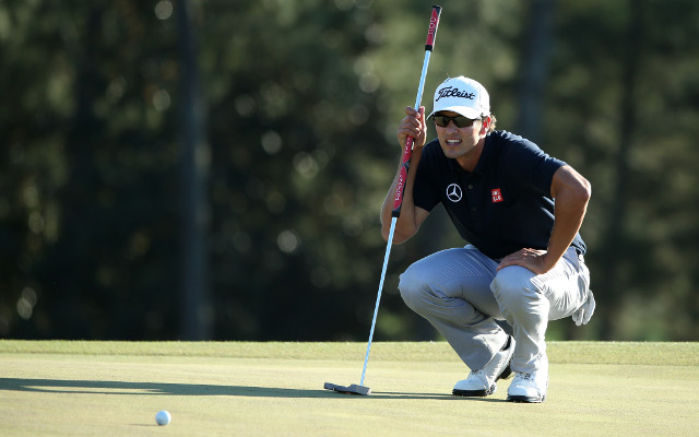 Australian trio on the verge of creating history at The Masters