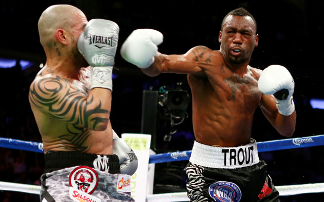 Austin Trout looking to land another boxing upset