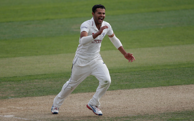 Yorkshire spinner Rafiq ruled out for six weeks
