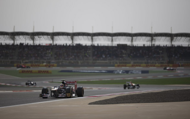 Private: F1: Bahrain Grand Prix live streaming and preview