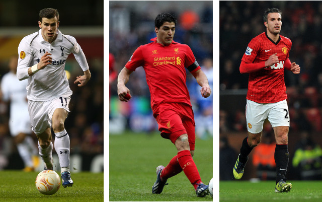 Premier League's best award winners with Arsenal legends and Liverpool's Luis Suarez featured