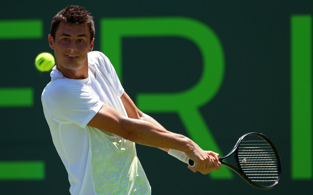 Bernard Tomic repays the faith by clinching Davis Cup tie against Uzbekistan