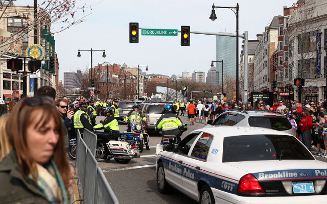 (Video) New footage released of Boston Marathon explosion by nearby participant