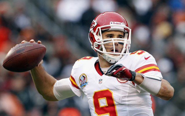 Brady Quinn agrees to contract with Seattle Seahawks