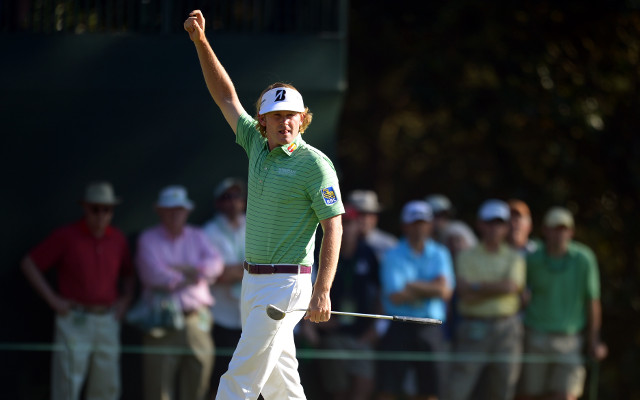 Brandt Snedeker and Angel Cabrera lead charge for Masters title