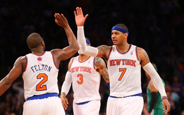 (Video) New York Knicks 90-76 Boston Celtics: NBA highlights