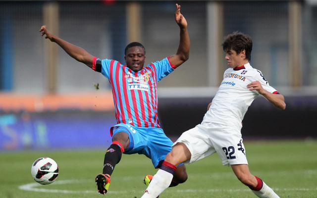 (Video) Catania 0-0 Cagliari: Serie A highlights