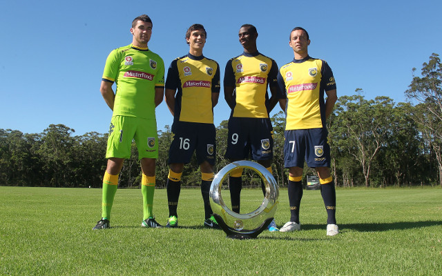 Central Coast Mariners out to spoil Wanderers party in A-League final