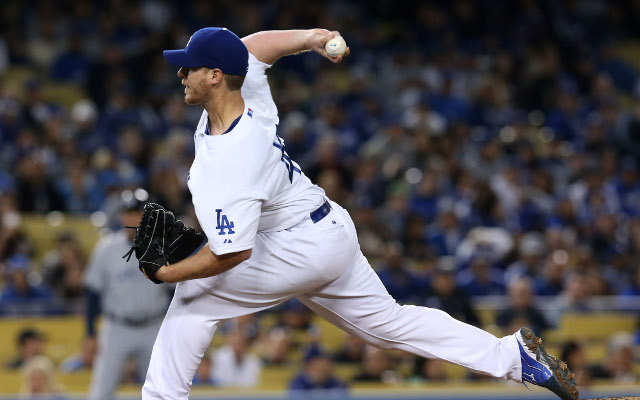 LA Dodgers lose starting pitcher for the season