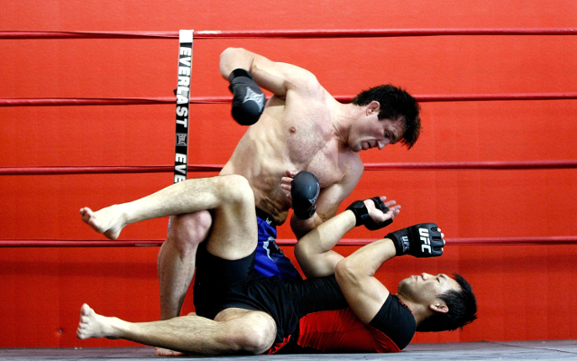 (Video) Chael Sonnen talks up fight with Maurício 'Shogun' Rua