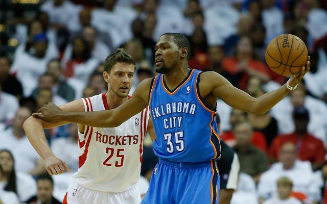 (Video) Oklahoma City Thunder 103-105 Houston Rockets: NBA highlights