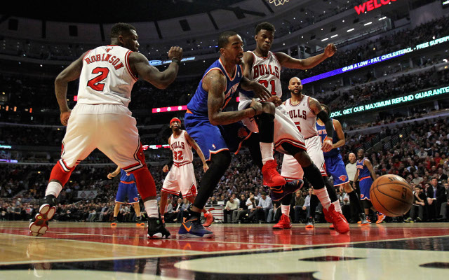 Chicago Bulls show they are tough enough for a playoff run after defeating the New York Knicks