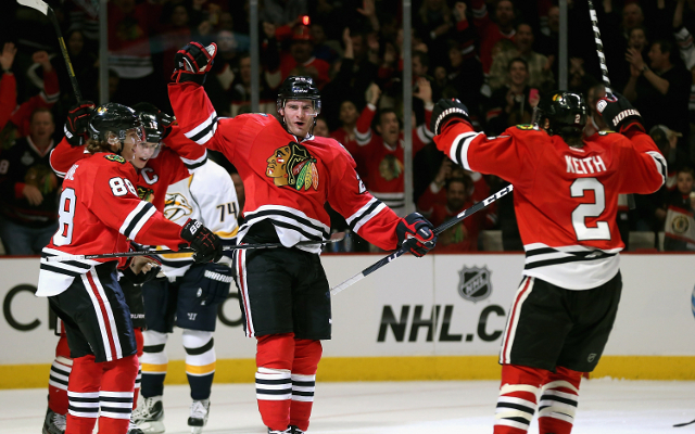 (Video) Chicago Blackhawks 4-3 Detroit Red Wings: NHL highlights