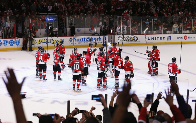 (Video) Stanley Cup Final: Chicago Blackhawks seal triple overtime win in Game 1