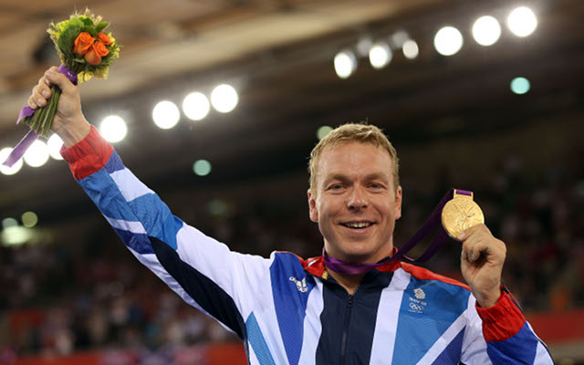 Cycling legend Chris Hoy announces his retirement