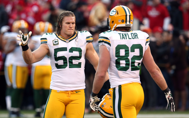 Green Bay Packers agree to extension with Clay Matthews