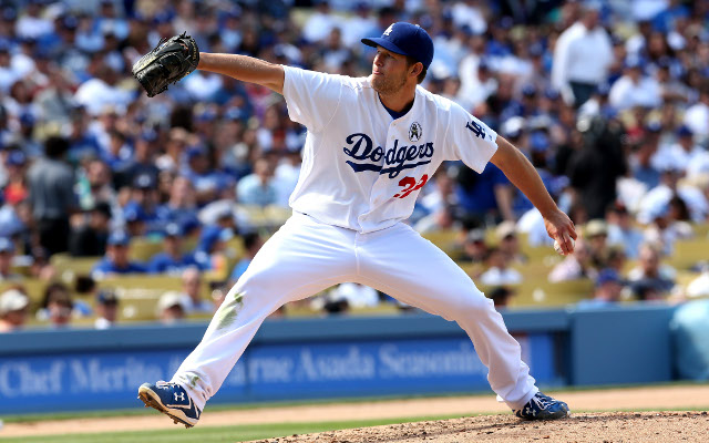 (Video) Dodgers pitcher Clayton Kershaw delighted after impressive opening day