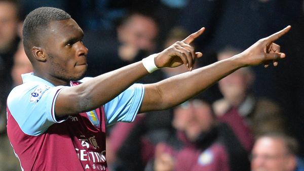 Cristian Benteke Aston Villa