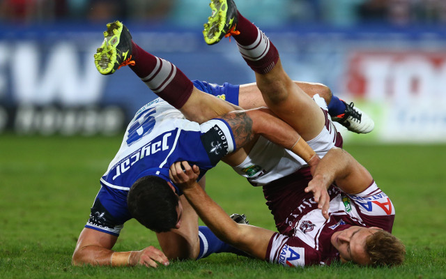 Daly Cherry-Evans Manly Sea Eagles