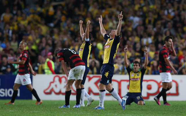 (Image gallery) Central Coast Mariners win their first A-League title