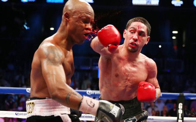 Danny Garcia retains WBA and WBC titles in outpoingting Zab Judah