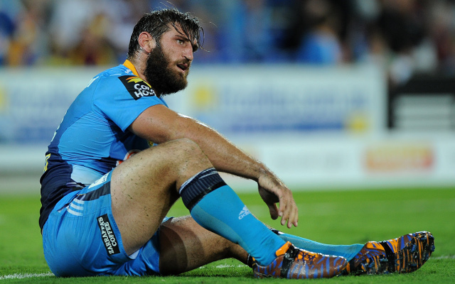 Gold Coast Titans suspend David Taylor for breaking team rules