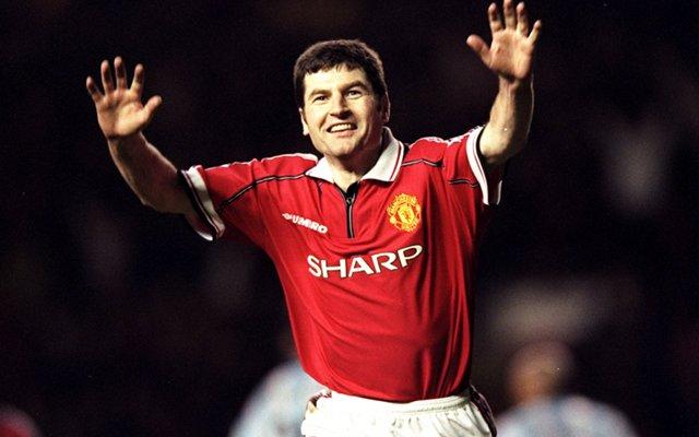 Denis Irwin Man United