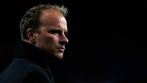 Dennis Bergkamp Football