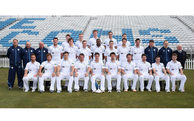 Derbyshire coach backs youngsters ahead of county's return to Division One