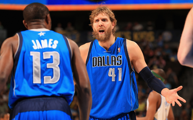 "Dallas Mavericks veteran Dirk Nowitzki ready to take ""significant pay cut"""