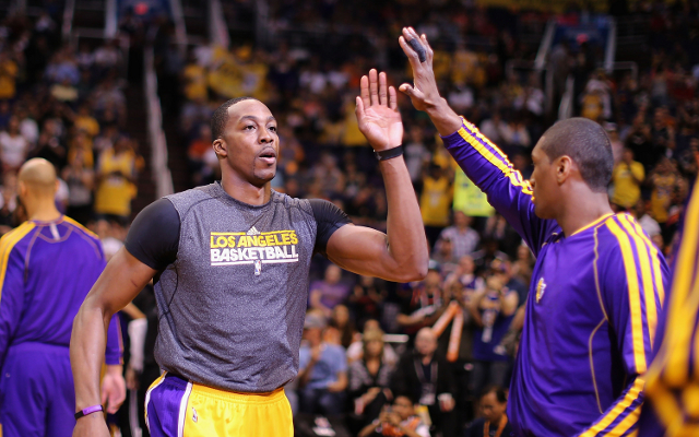 """Too much pressure on Dwight Howard"" says Metta World Peace"